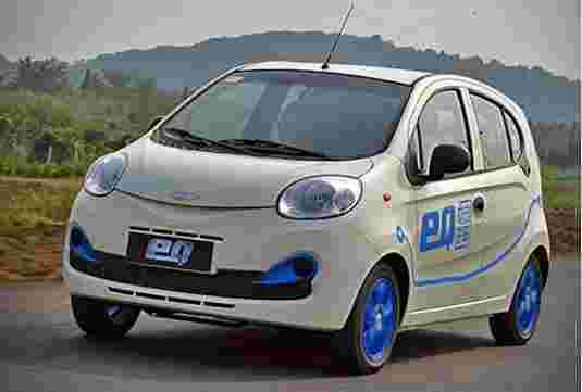 Chery eQ Chinese Electric Vehicle